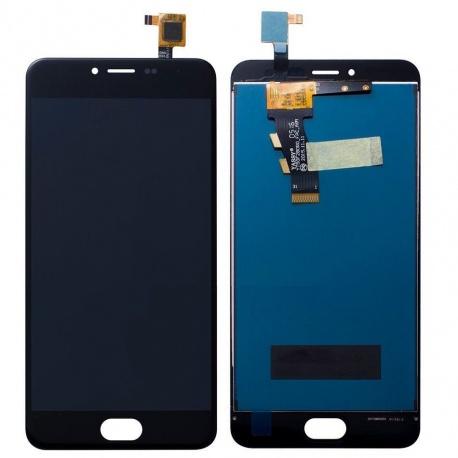 LCD display a dotyková deska pro Meizu 3S Black