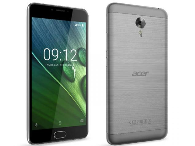 ACER LIQUID Z6 Plus Blue