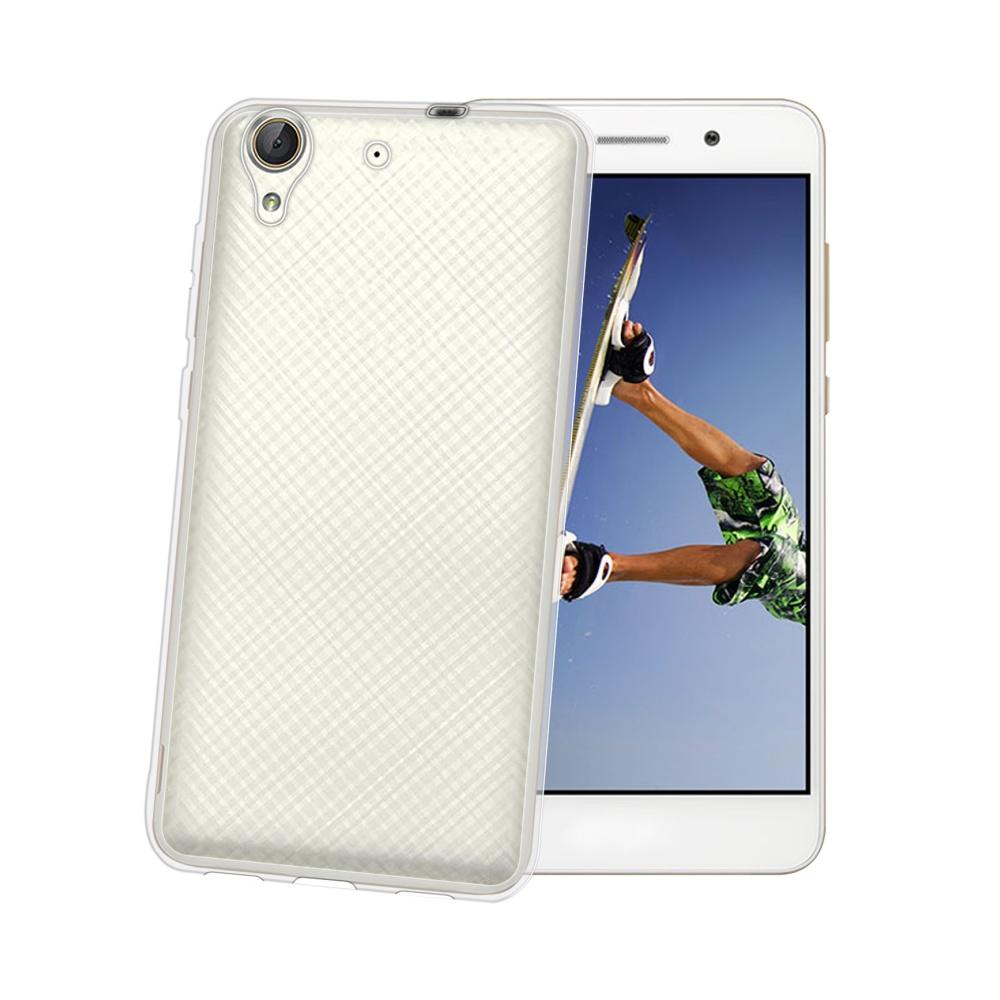 CELLY Gelskin silikonové pouzdro pro Huawei Y6 II/Honor 5A, bezbarvé