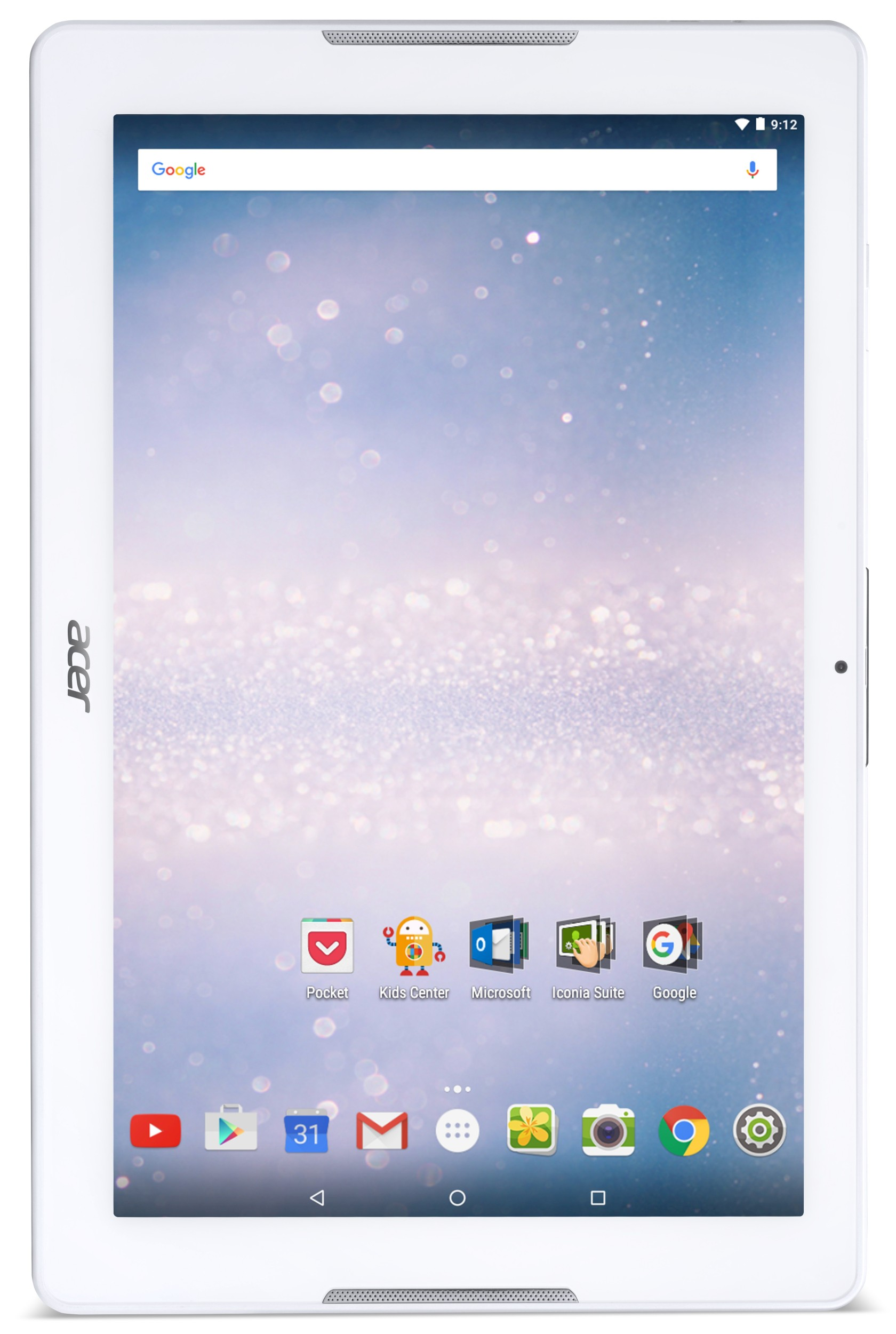Acer Iconia One 10 (B3-A30-K72N) White