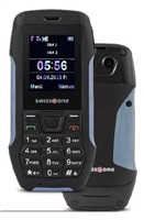 Swisstone SX567 Dual SIM, outdoorový telefon, Black/Grey