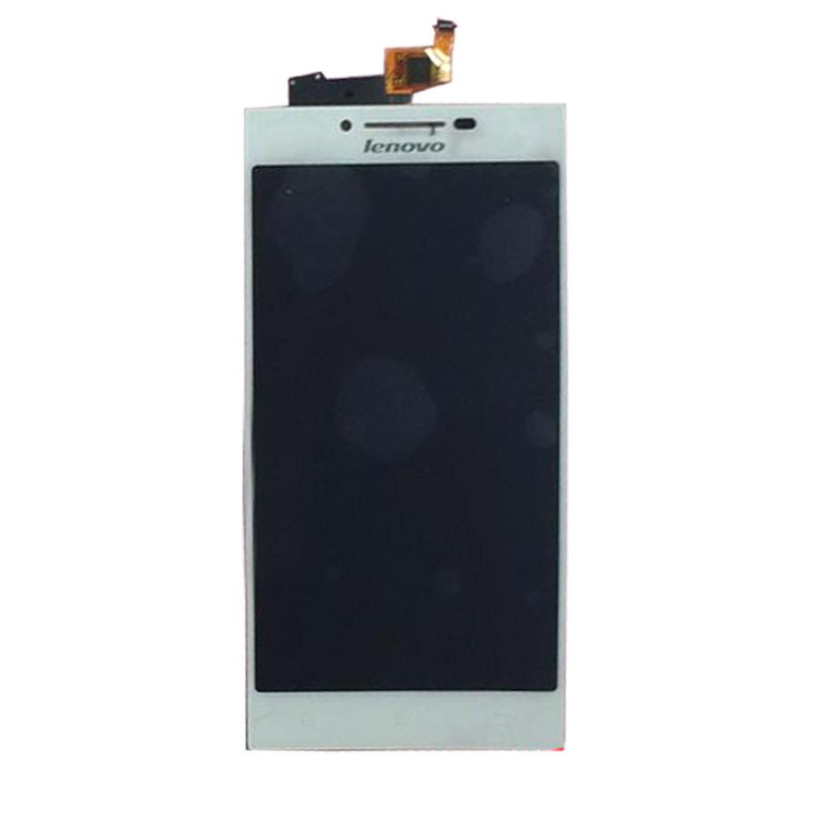 LCD displej + dotyková plocha Lenovo P70 White