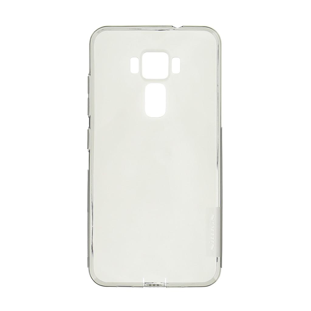 Nillkin Nature silikonové pouzdro pro Asus Zenfone 3 ZE520KL šedé
