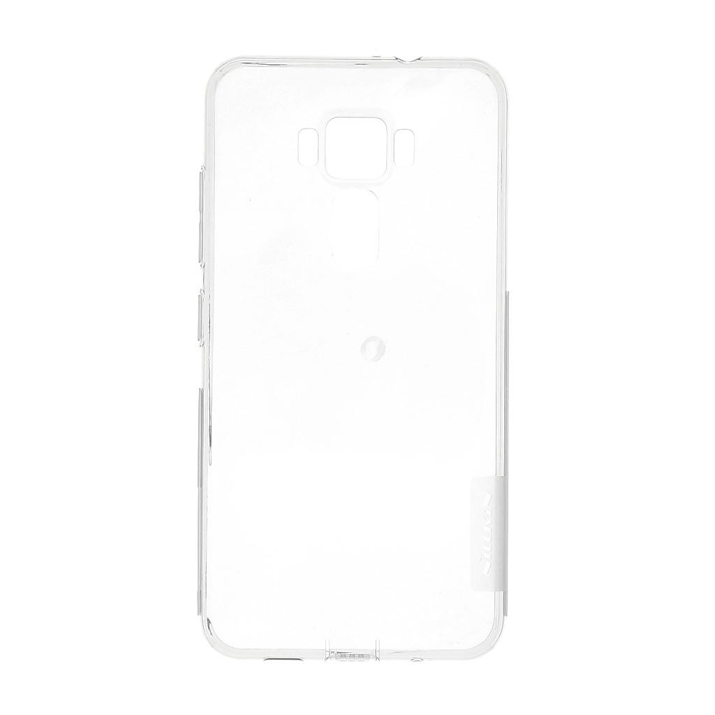 Nillkin Nature silikonové pouzdro pro Asus Zenfone 3 ZE520KL transparentní