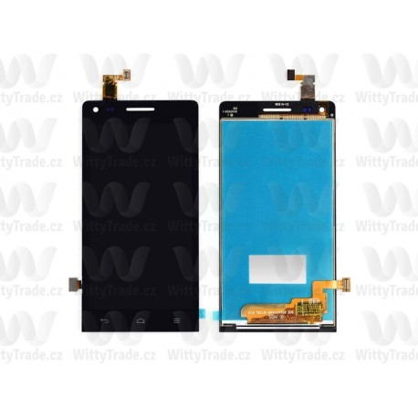 Huawei G6 LCD + Touch + Separate Frame White