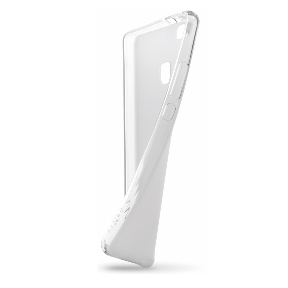 FIXED silikonové pouzdro pro Lenovo A Plus, bezbarvé