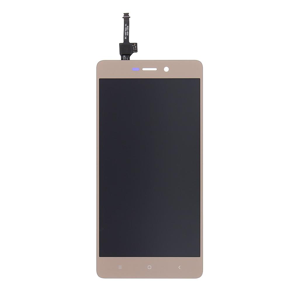 LCD Display + Dotyková Deska pro Xiaomi Redmi 3/3S Gold