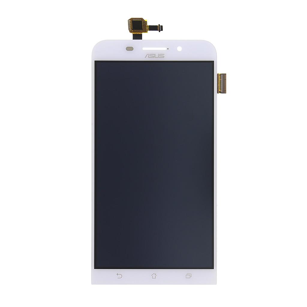 LCD Display + Dotyková Deska White Asus ZenFone Max ZC550KL