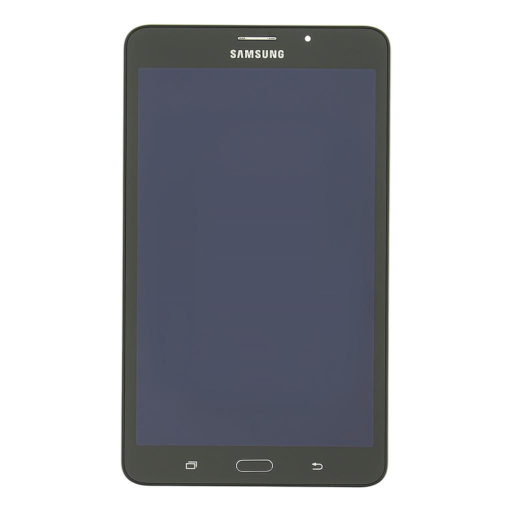 """LCD display + Dotyk + Přední kryt Samsung T285 Galaxy TAB A 7"""" Black"""
