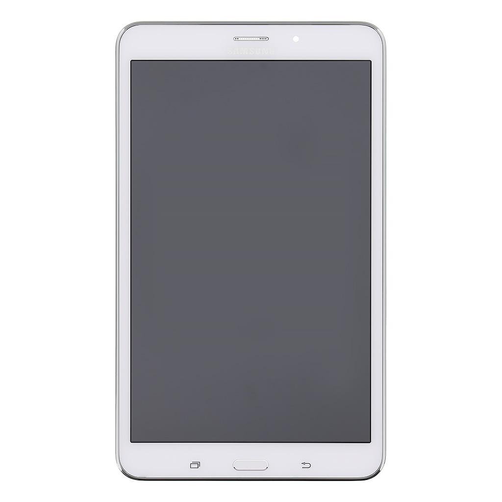 """LCD display + Dotyk + Přední kryt Samsung T335 Galaxy TAB 4 8"""" White"""
