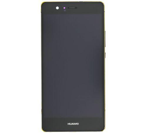 ND Huawei P9 Lite LCD + dotyková jednotkla + rámeček black/černá