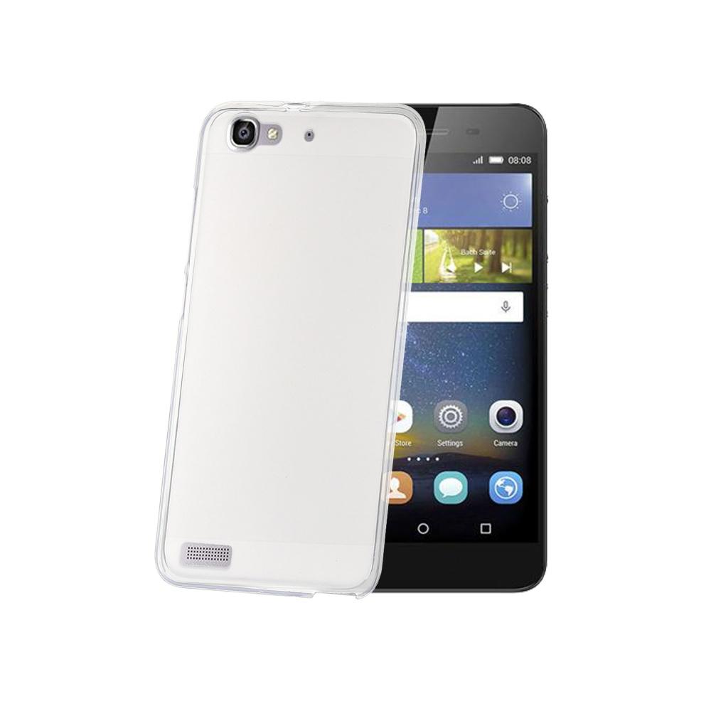 CELLY Gelskin silikonové pouzdro pro Huawei P8 Lite Smart, bezbarvé