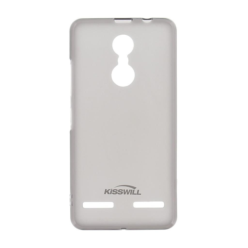 Kisswill silikonové pouzdro pro Lenovo K6 Note černé