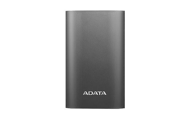 ADATA A10050QC Power Bank 10050mAh, titanová