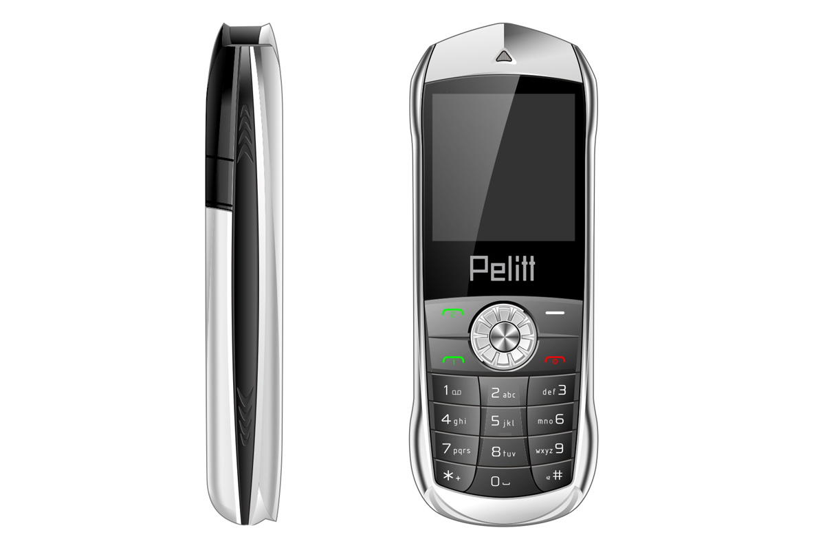 Pelitt Mini1 White