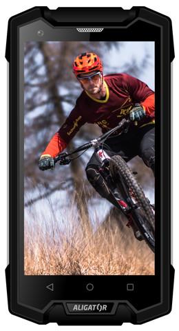 Aligátor RX510 eXtremo BlackProtiskluzová podložka pro mobilní telefony v hodnotě 199 Kč + DOPRAVA ZDARMA