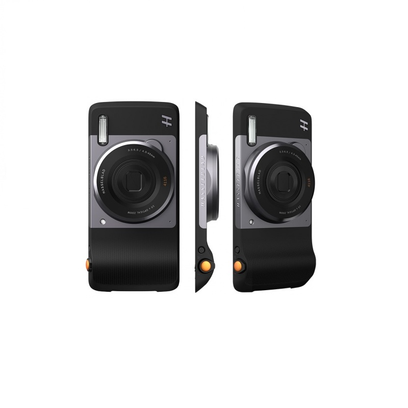 Moto Mods Fotoaparat Hasselblad True Zoom Black