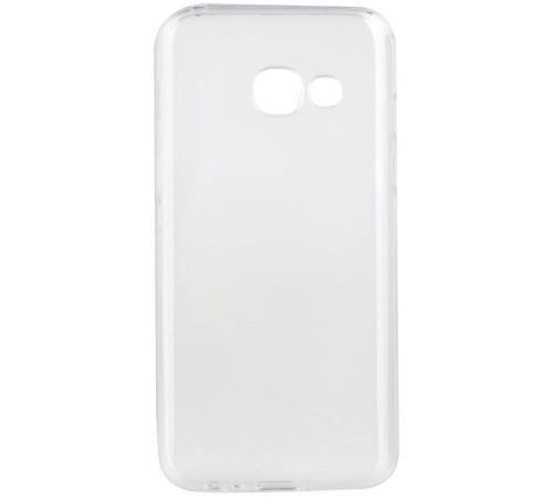 Kryt ochranný Forcell Ultra Slim 0,5mm pro Samsung Galaxy A3 2017 (SM-A320F), transparent