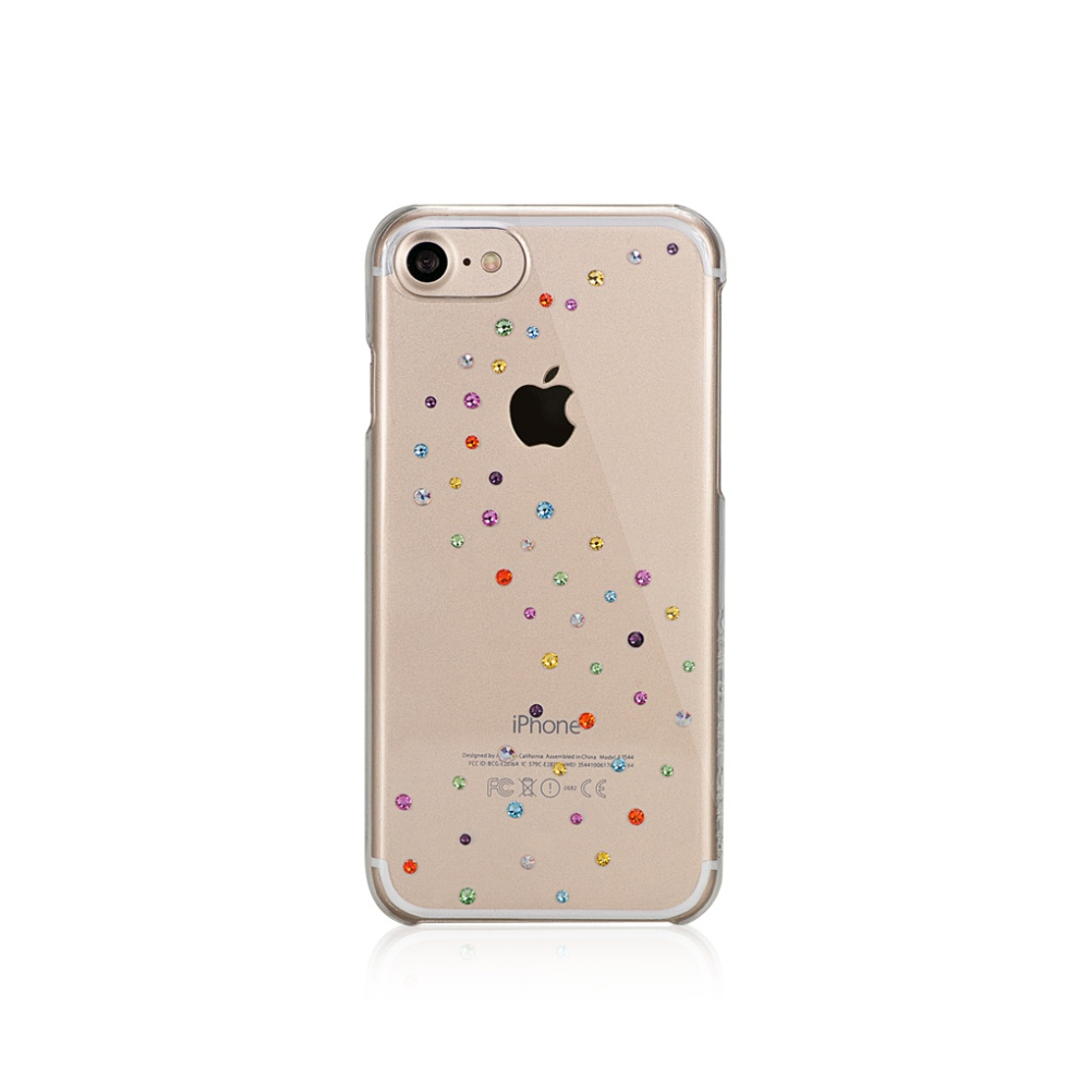 Zadní kryt Bling My Thing Milky Way Cotton Candy pro Apple iPhone 7 with Swarovski® crystals