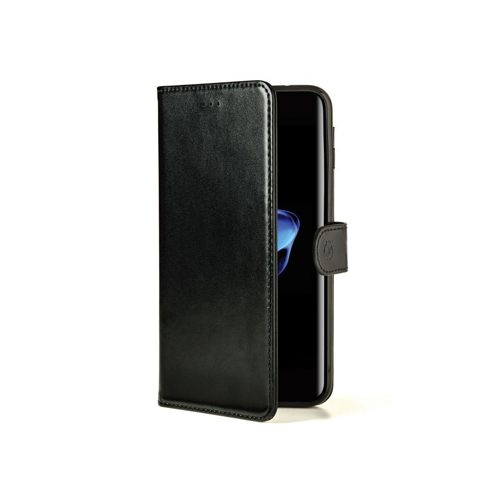 CELLY Wally flipové pouzdro Apple iPhone 7 Black Edition