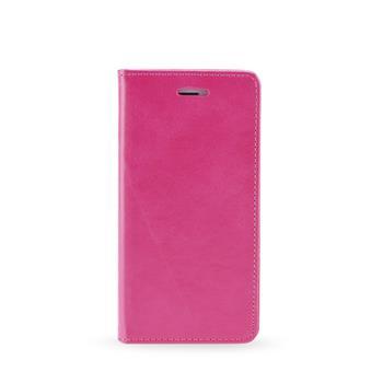 Magnet Book pouzdro flip Samsung Galaxy J3 2017 růžové
