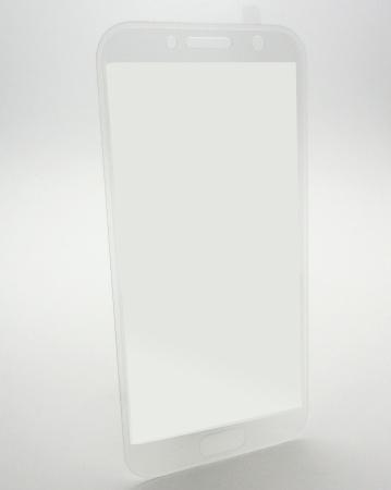 Tvrzené sklo 9H Full Face čiré pro Samsung Galaxy A3 2017 (SM-A320)