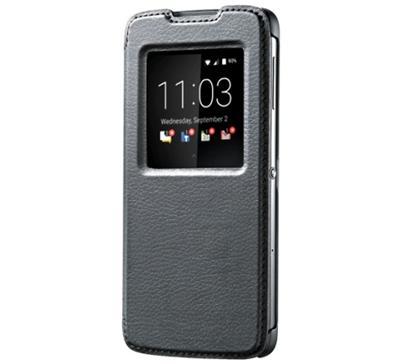 BlackBerry pouzdro flip ACC-63072-001 BlackBerry DTEK60 černé
