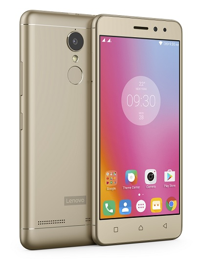 Lenovo Vibe K6 Power DualSIM Gold (16GB/2GB)