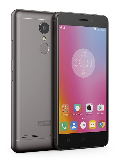 Lenovo Vibe K6 Power DualSIM Dark Grey (16GB/2GB)