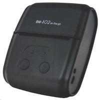 Birch BM-i02 Mobilní tiskárna účtenek iOS, BT, USB, RS232 + POUZDRO