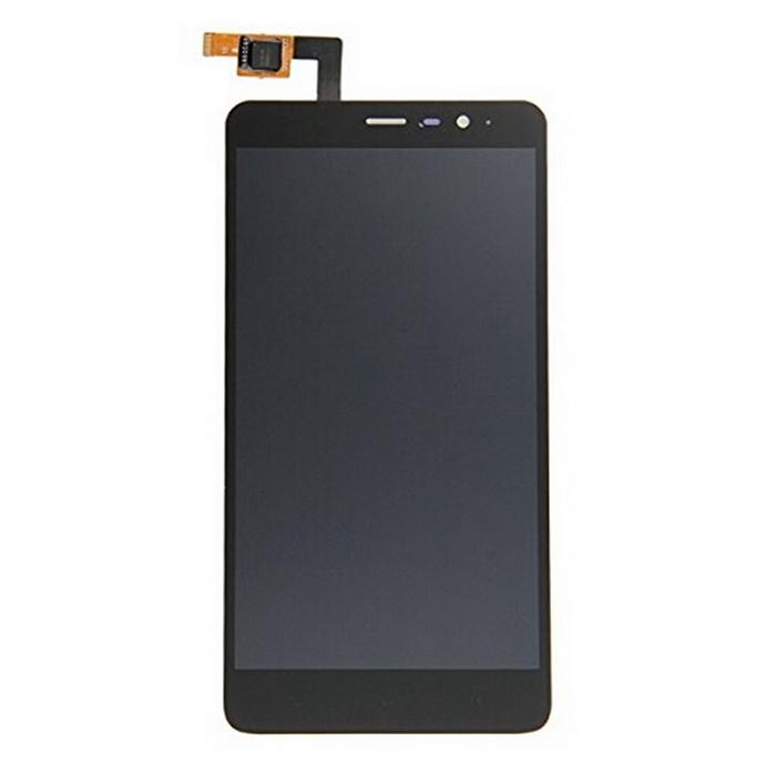 LCD Display + Dotyková Deska + Přední Kryt pro Xiaomi RedMi Note 3 PRO Black