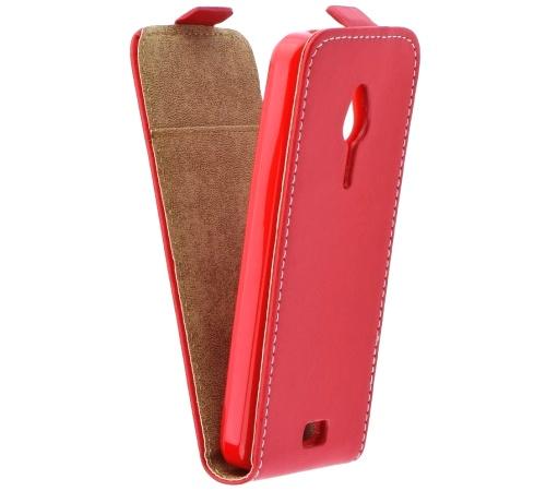 ForCell Slim Fresh pouzdro flip Samsung Galaxy A3 2016 červené