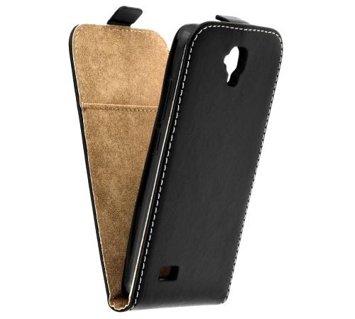 ForCell Slim Fresh pouzdro flip Lenovo Vibe K5 / K5 Plus černé