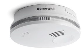 Honeywell XH100-CS, Detektor kouře X-Series teplotní princip - bateriový