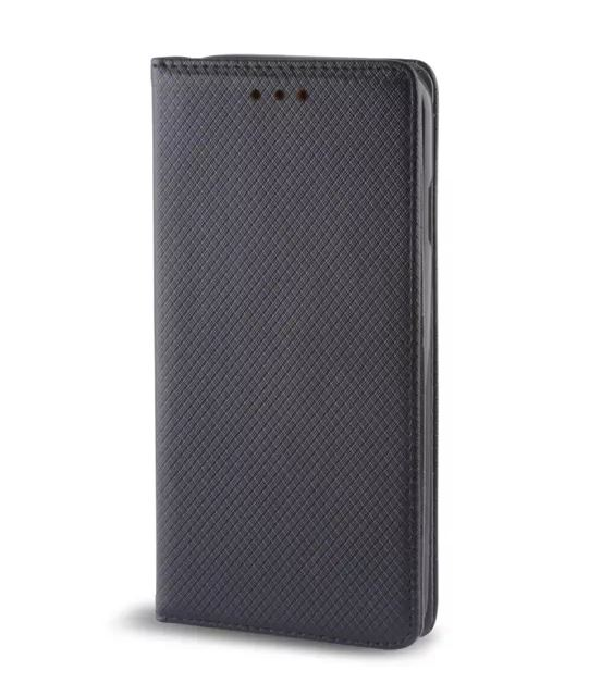 Smart Magnet flipové pouzdro Huawei Honor 7 Lite černé