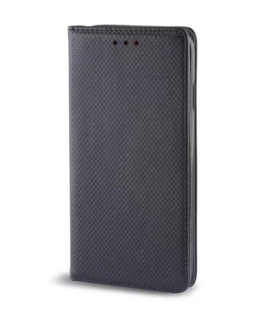 Smart Magnet flipové pouzdro HTC 10 černé