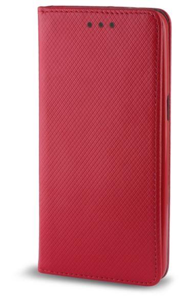 Smart Magnet flipové pouzdro Huawei Nova červené