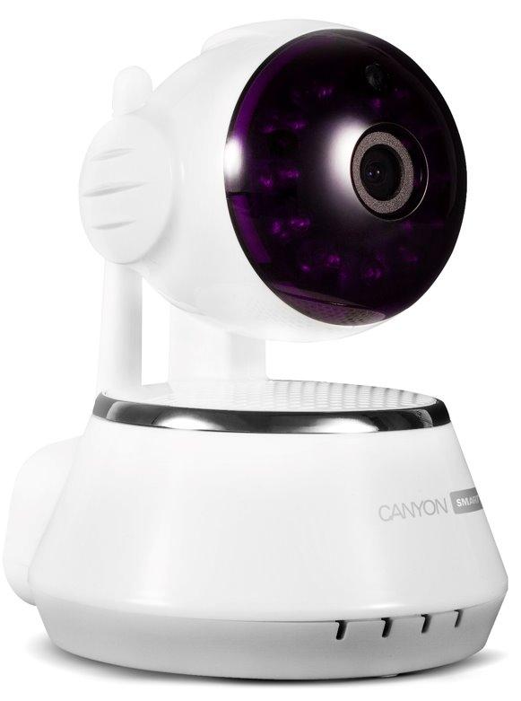 CANYON širokoúhlá bezpečnostní HD kamera