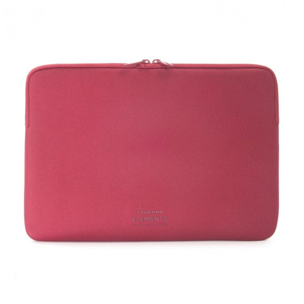 """TUCANO ELEMENTS SECOND SKIN Neoprenový obal MacBook Air 13"""" Anti-Slip Systém® červený"""