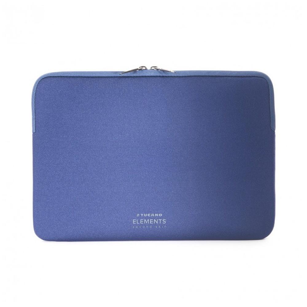 "TUCANO ELEMENTS SECOND SKIN Neoprenový obal MacBook Air 13"" Anti-Slip Systém® modrý"