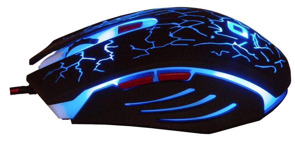 EVOLVEO MG624 herní myš s rozlišením 2400DPI