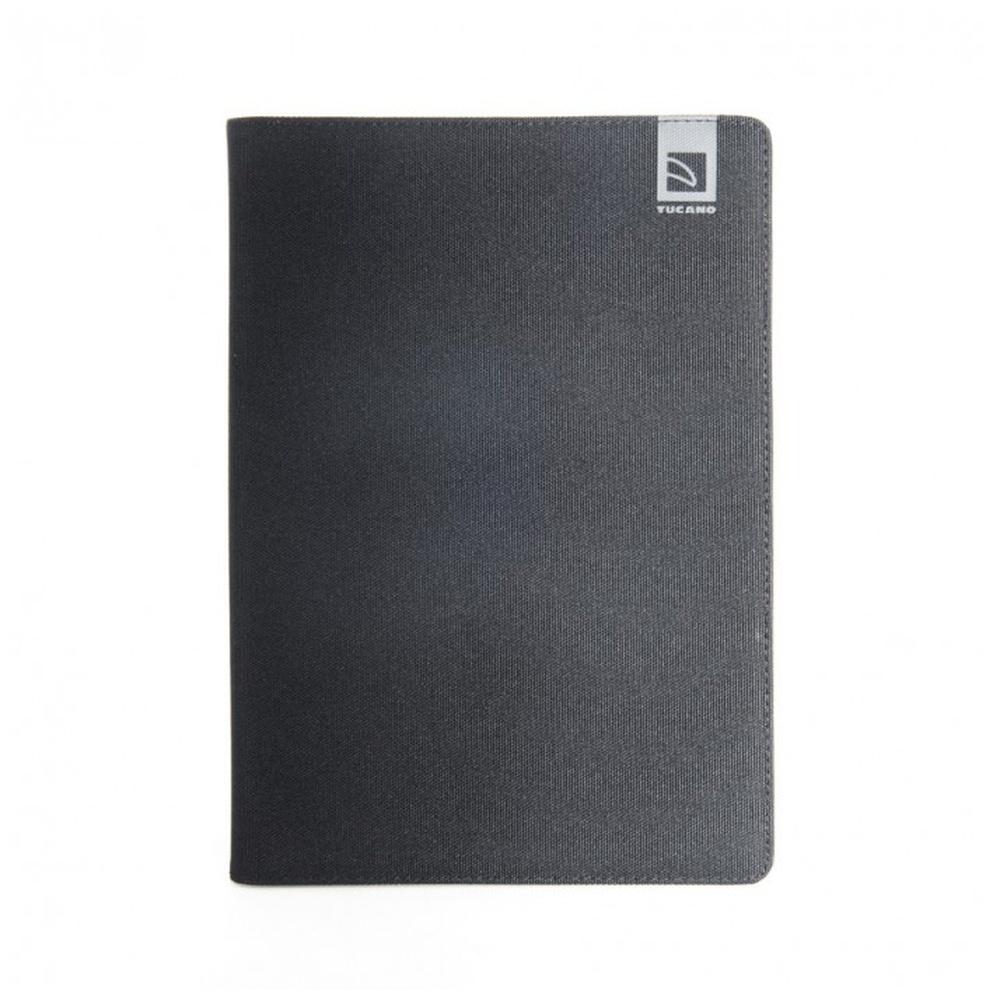 """TUCANO VENTO LARGE flipové pouzdro na tablet 9-10"""" X-Fit systém černé"""
