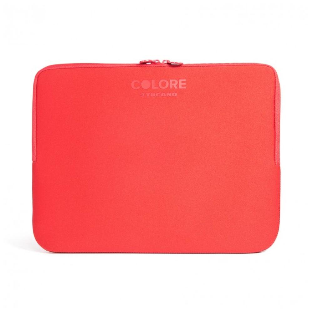 "TUCANO COLORE Neoprenové pouzdro notebooky a ultrabooky 14"" Anti-Slip Systém® červené"