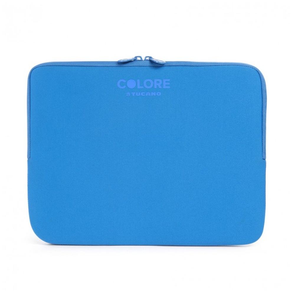 "TUCANO COLORE Neoprenové pouzdro notebooky a ultrabooky 14"" Anti-Slip Systém® modré"