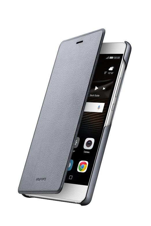 Huawei Original flipové pouzdro Huawei P9 Lite 2017 černé