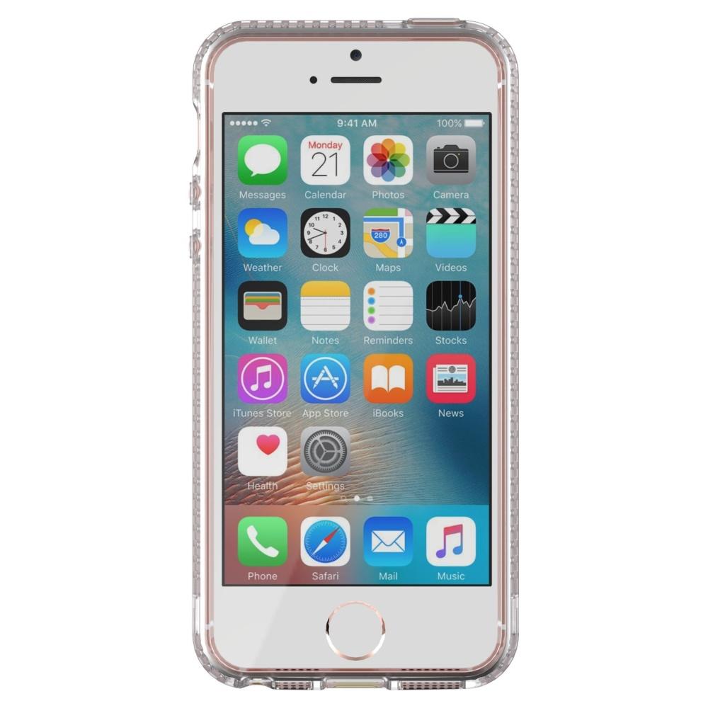 Tech21 Impact Clear Zadní kryt Apple iPhone 5/5s/SE čirý