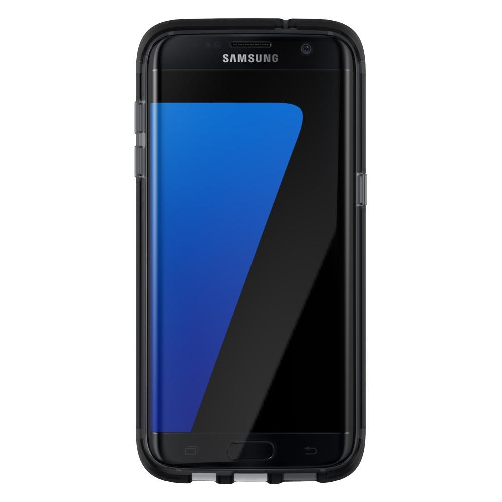Tech21 Evo Frame Zadní kryt Samsung Galaxy S7 Edge černý