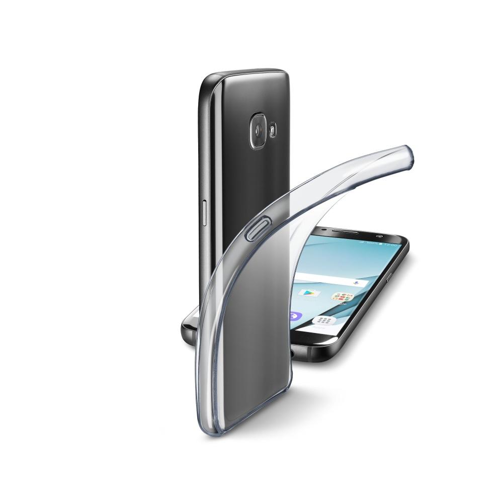 CellularLine Fine silikonové pouzdro Samsung Galaxy A7 2017 bezbarvé