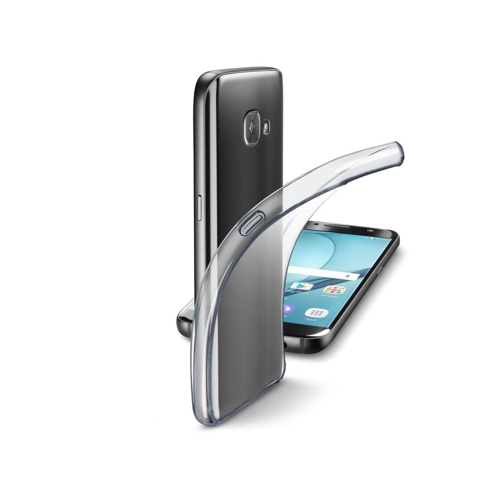 CellularLine Fine silikonové pouzdro Samsung Galaxy A5 2017 bezbarvé