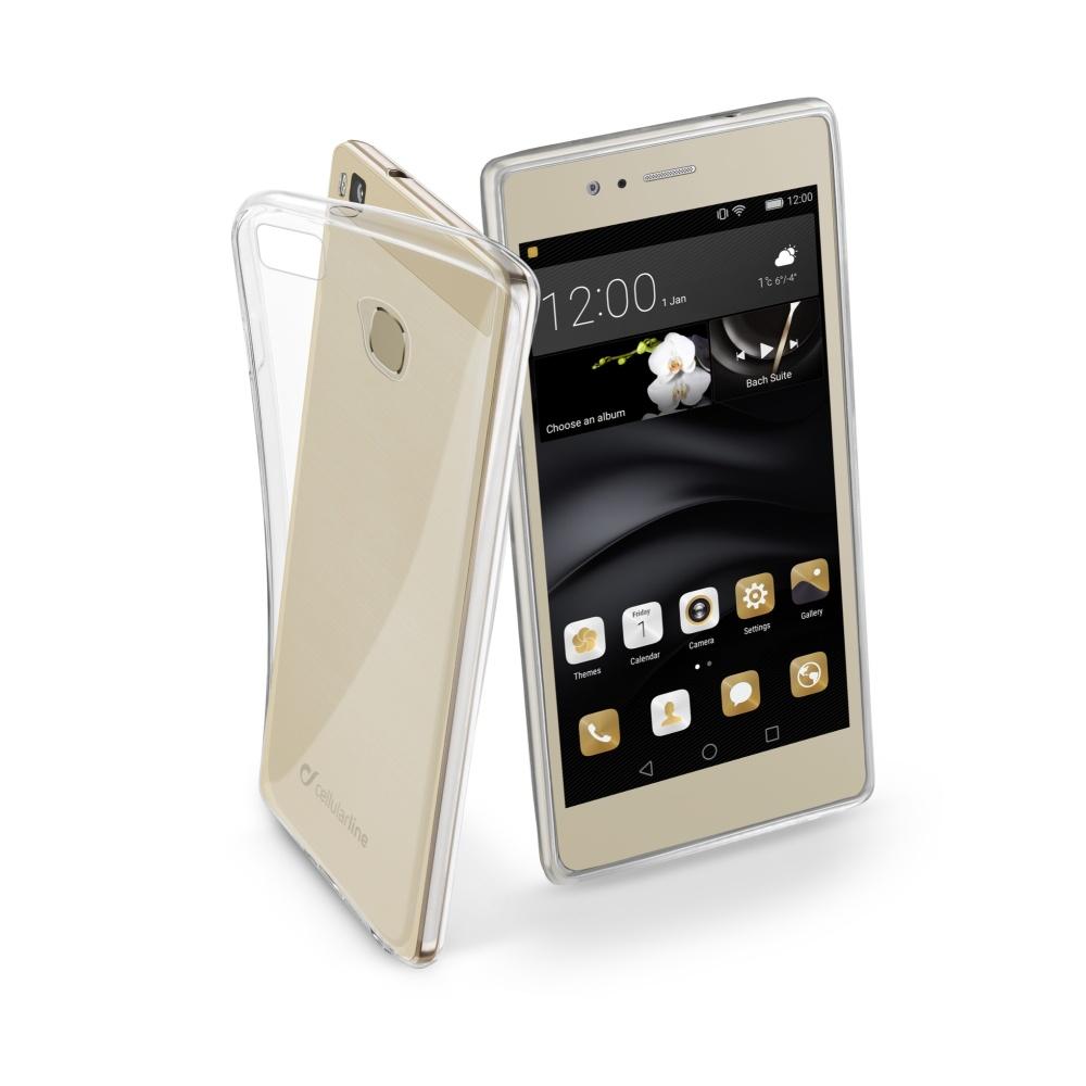 CellularLine Fine silikonové pouzdro Huawei P9 Lite bezbarvé
